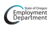 State of Oregon: Employment Department